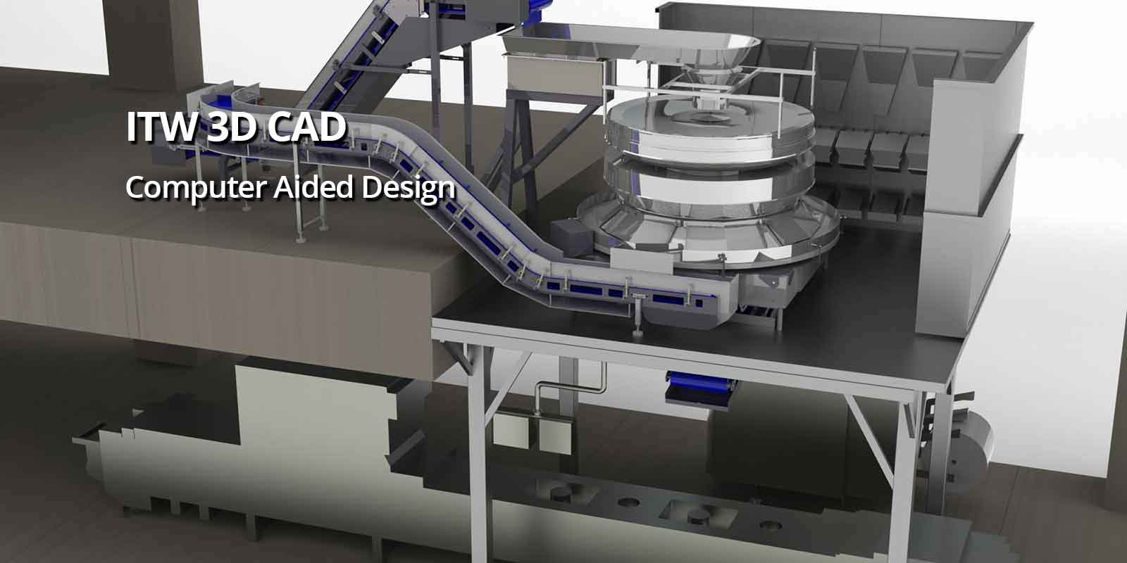 ITW 3D CAD Computer Aided Design
