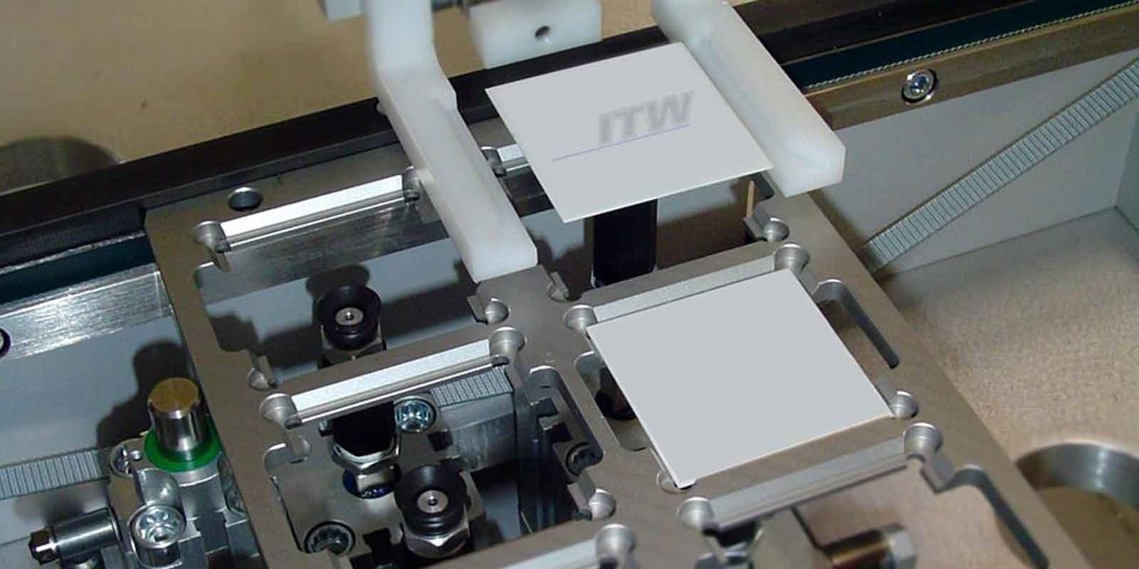 ITW - Sondermaschinen