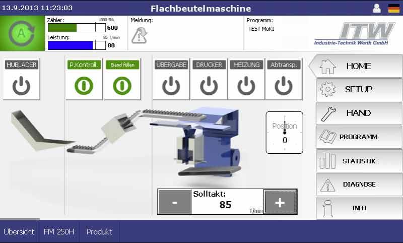 ITW Industrie-Technik Werth GmbH - Steuerungstechnik