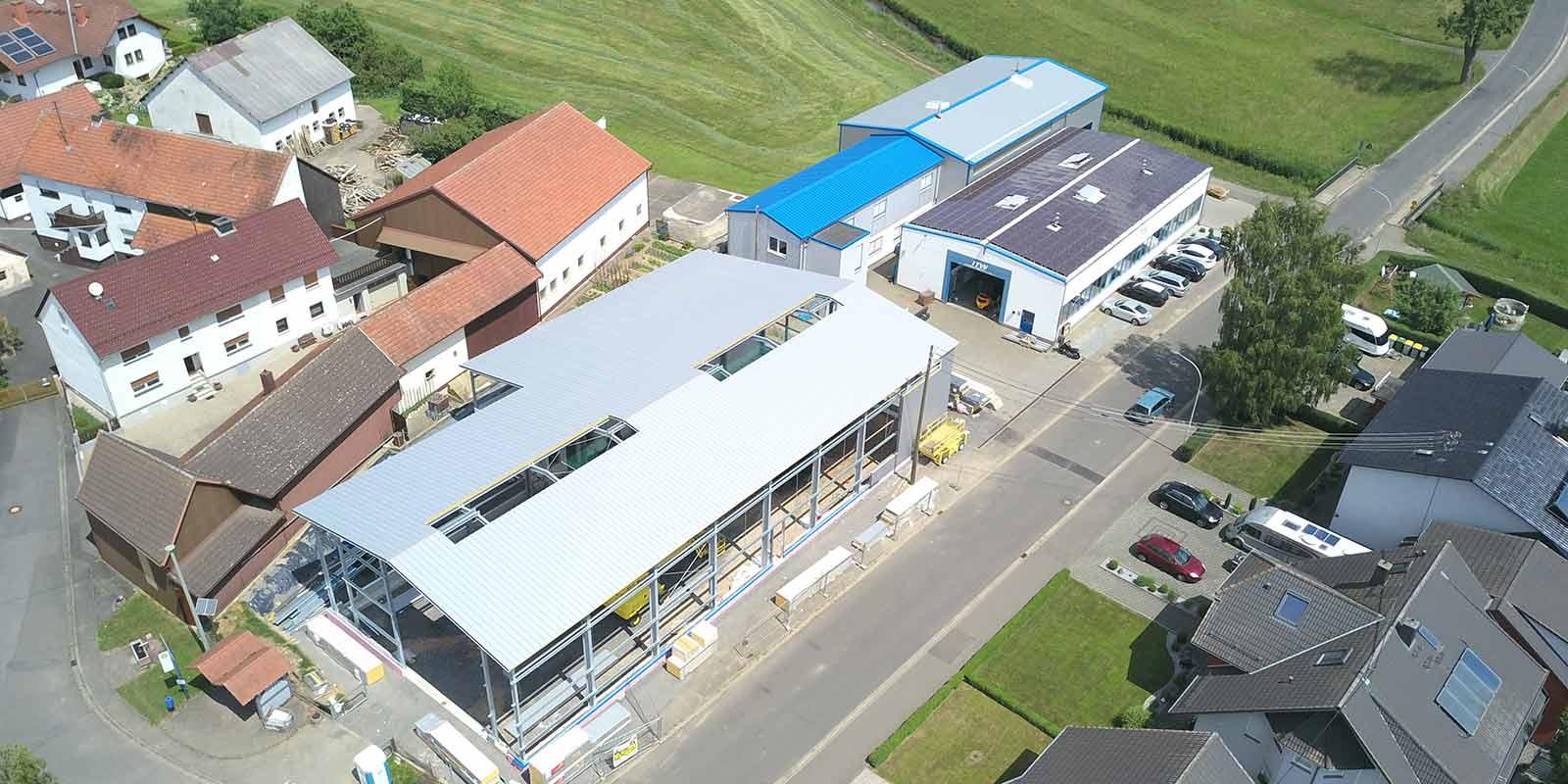 ITW Industrie-Technik Werth GmbH - Luftaufnahme